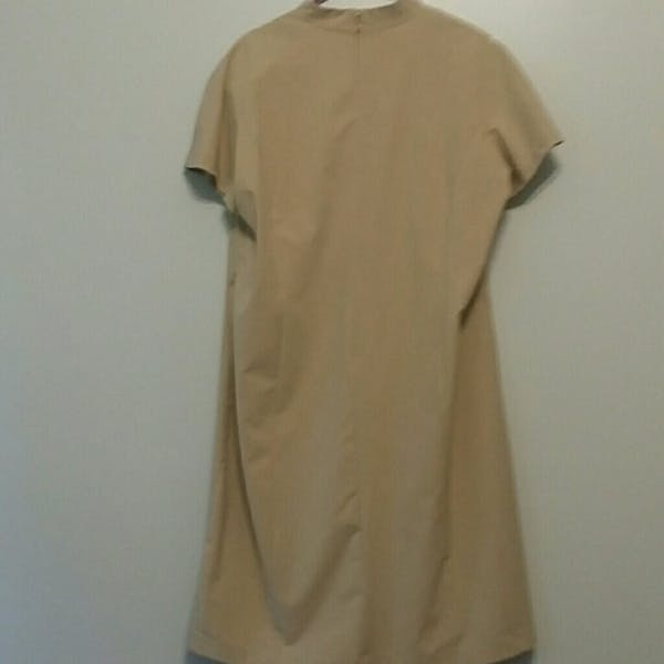 Talbots Talbots V Neck Plus Size Dress! NWOT photo four