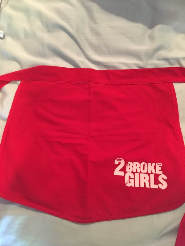 Other 2 Broke Girls Waitress Costume photo four