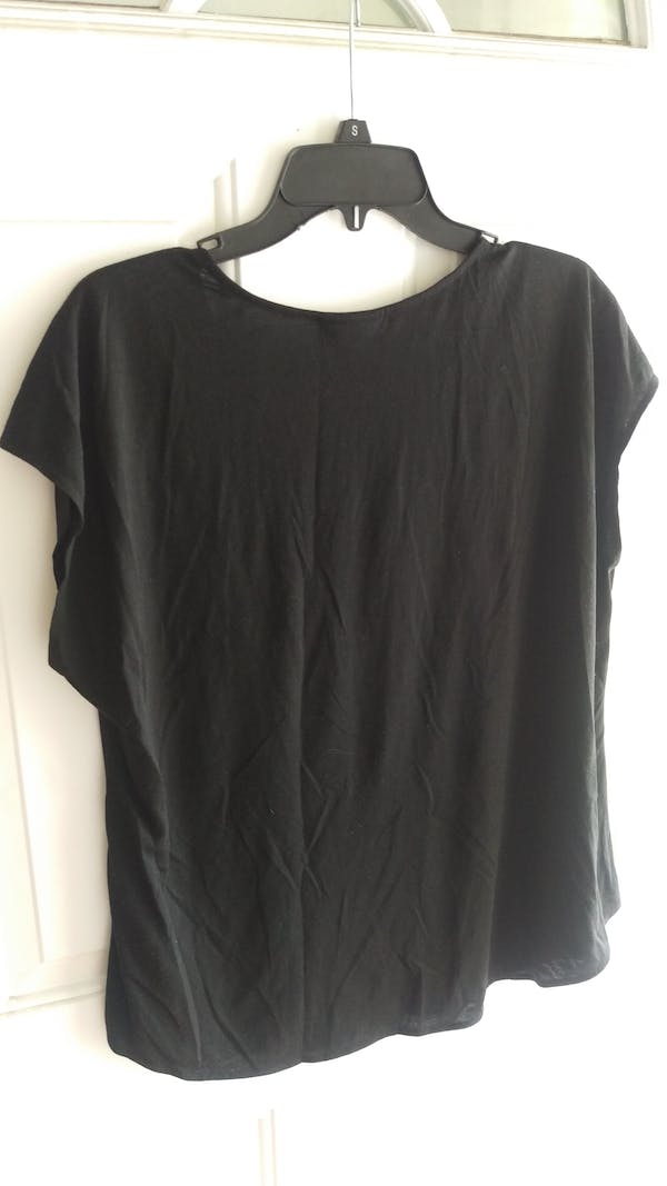 Other Black dress top with jewel design photo two