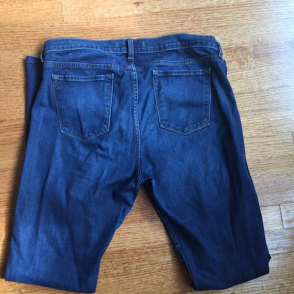 Other J BRAND FLARE BOTTOM JEANS photo two