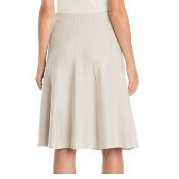 Other Nic & Zoe Paneled Swirl Skirt NWT photo two