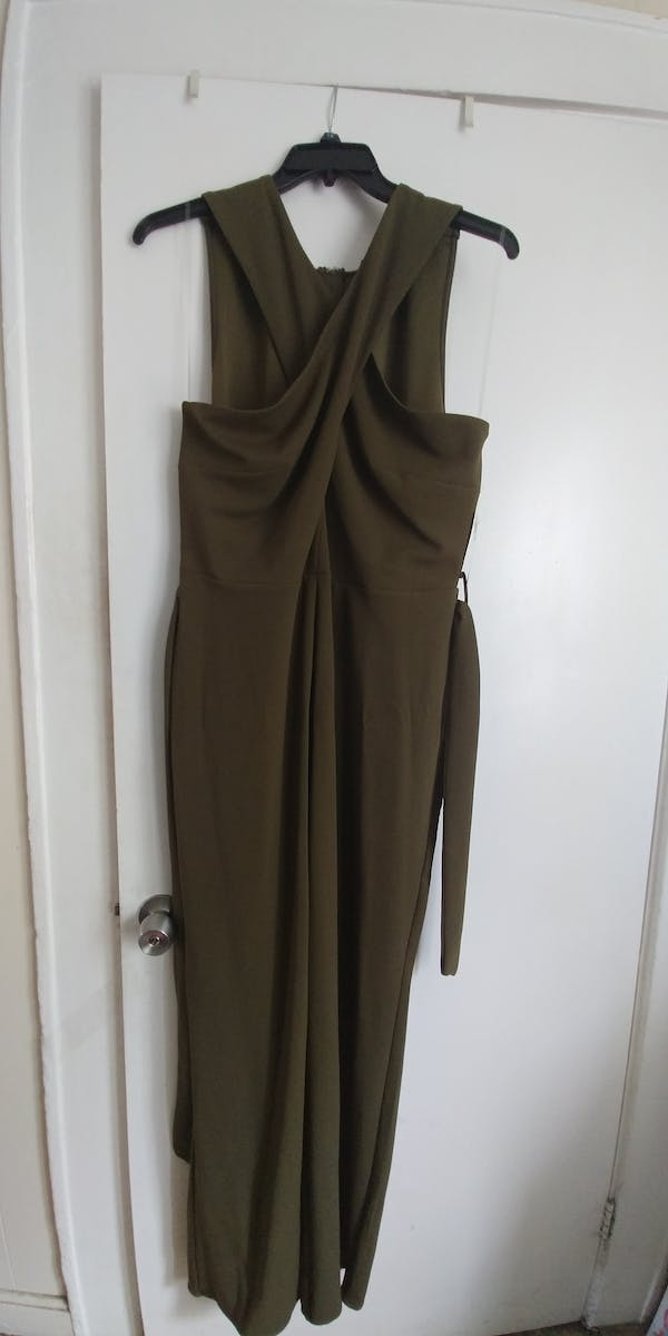 Fashion to Figure Jumpsuit photo two