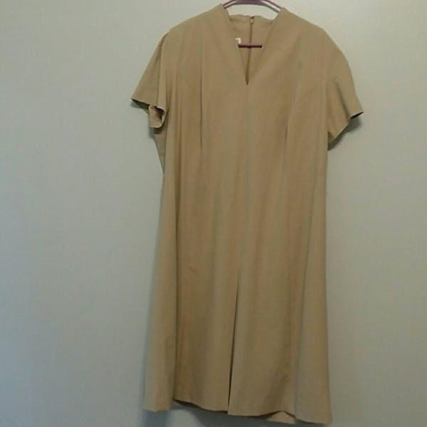 Talbots Talbots V Neck Plus Size Dress! NWOT
