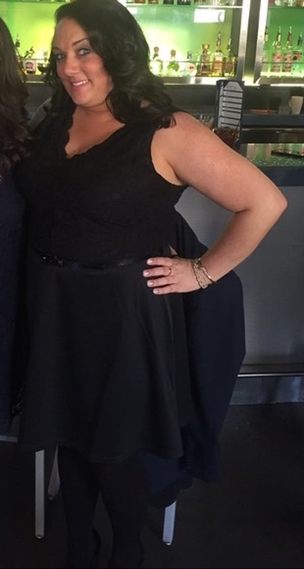 ASOS ASOS Curve Black Dress