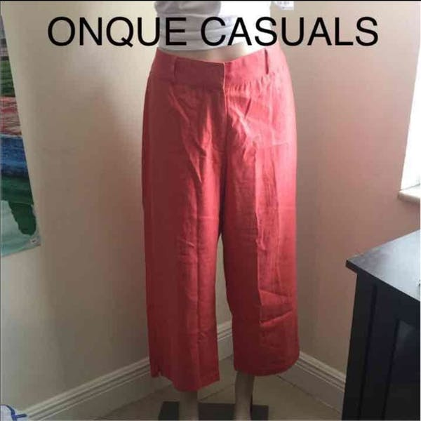 Other Linen Dress Pants