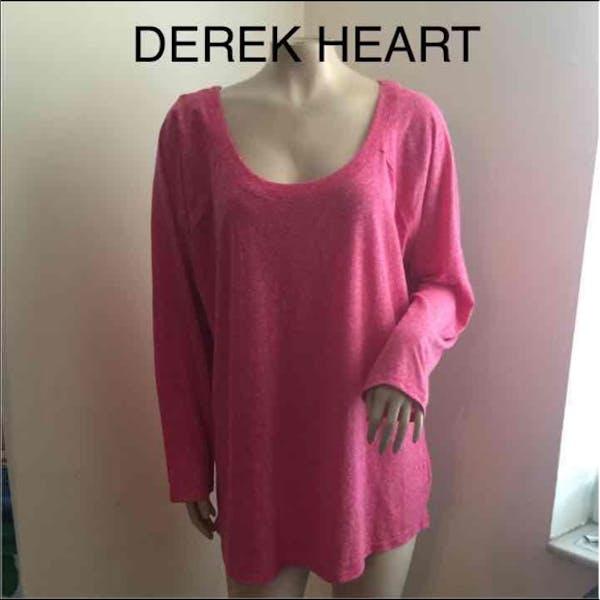 Derek Heart Derek Heart plus size top 2X