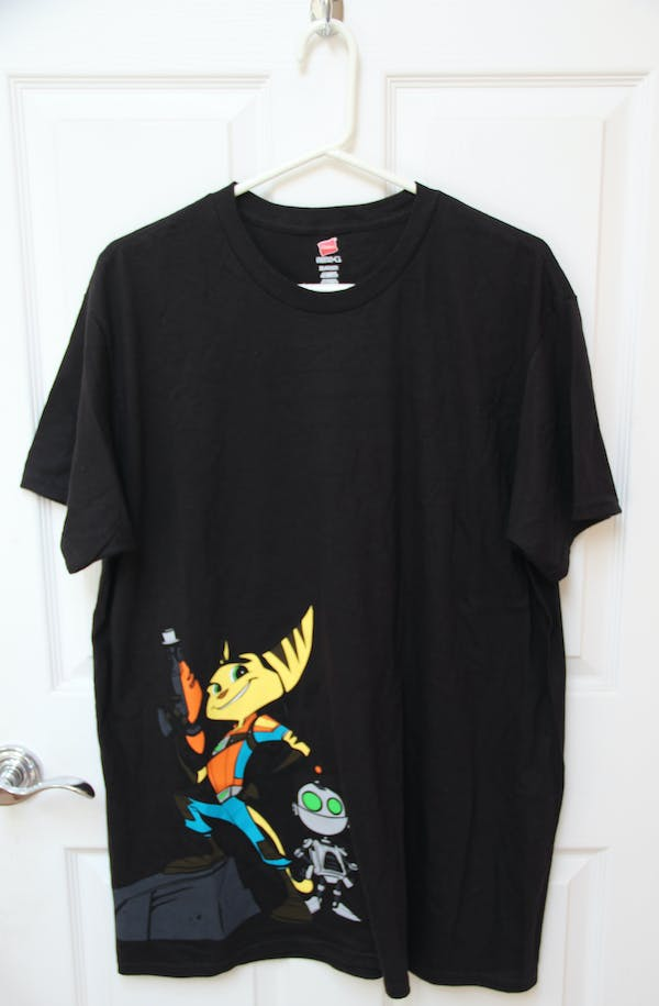 Other NWOT - Ratchet and Clank T-Shirt