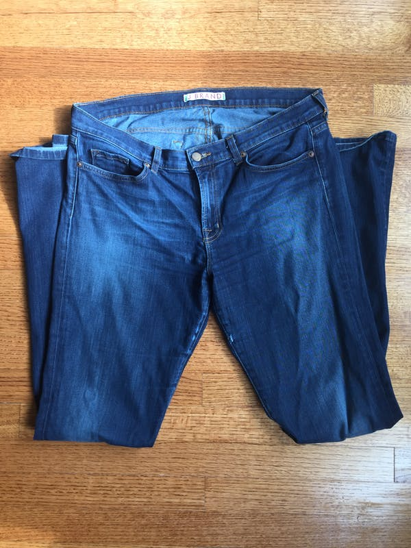 Other J BRAND FLARE BOTTOM JEANS