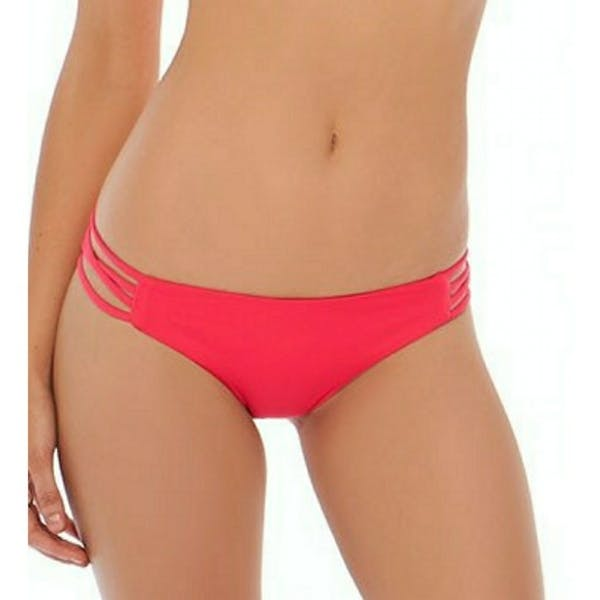 Other Coming 7/7 L Space Low Down Bikini Bottom NWT
