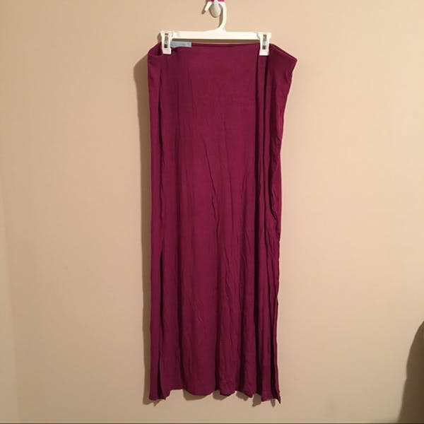 Old Navy NEW Simple Maxi Skirt