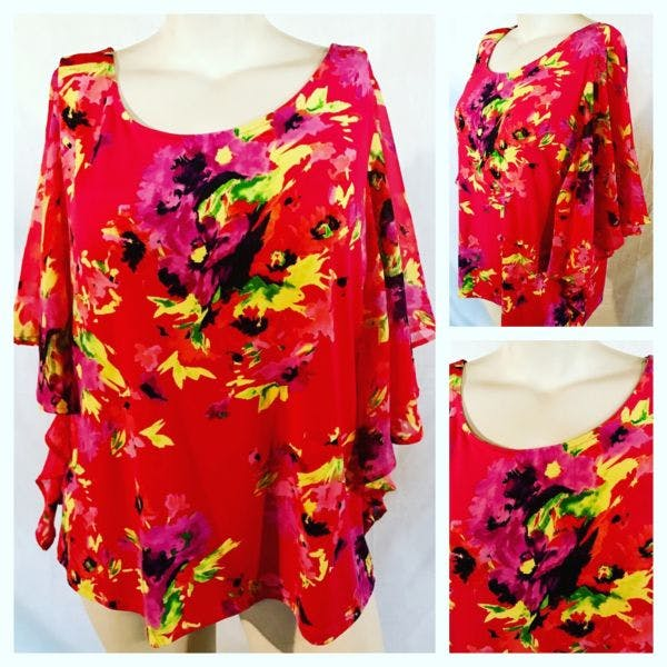Other Woman's Blouse Top