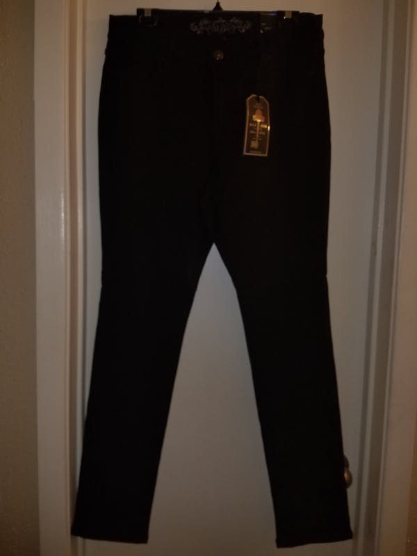 Other Black denim skinny leg jeans