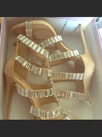 Other Sparkly fun Wedding,formal event or girly shoe!