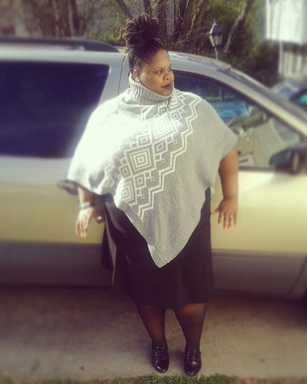 Charlotte Russe Comfy Poncho
