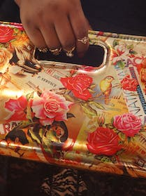 Other Mixed Media Clutch