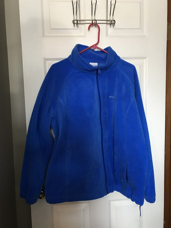 Other Blue Columbia Jacket